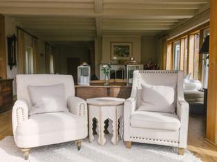 The Copse Sitting Room - Hannah Duffy Ph