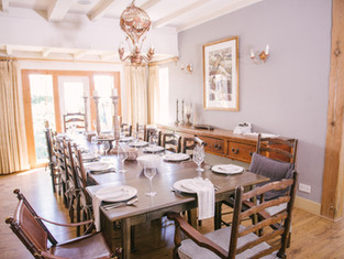 The Copse Dining Room