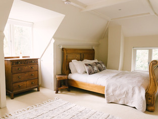 The Copse Master Bedroom - Hannah Duffy