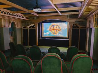 The Copse Cinema Room - Hannah Duffy Pho