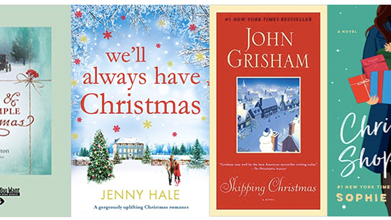 Books to Get You in the Holiday Spirit