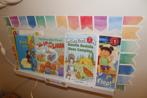 Seasonal Book Corner: These Are a Few of My Favorite Things #1