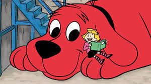The Books that Made Me: Clifford the Big Red Dog