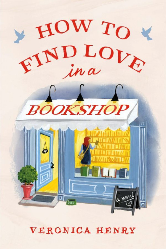 How to Find Love in a Bookshop: Writers Read Post #4