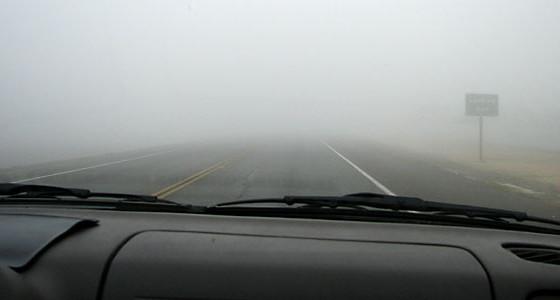 It's Just Fog