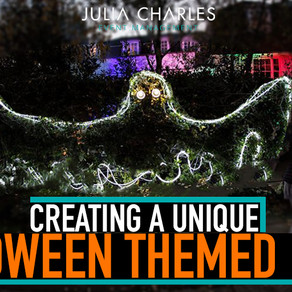 Creating a Unique Halloween Themed Event - American Horror Story Halloween Party