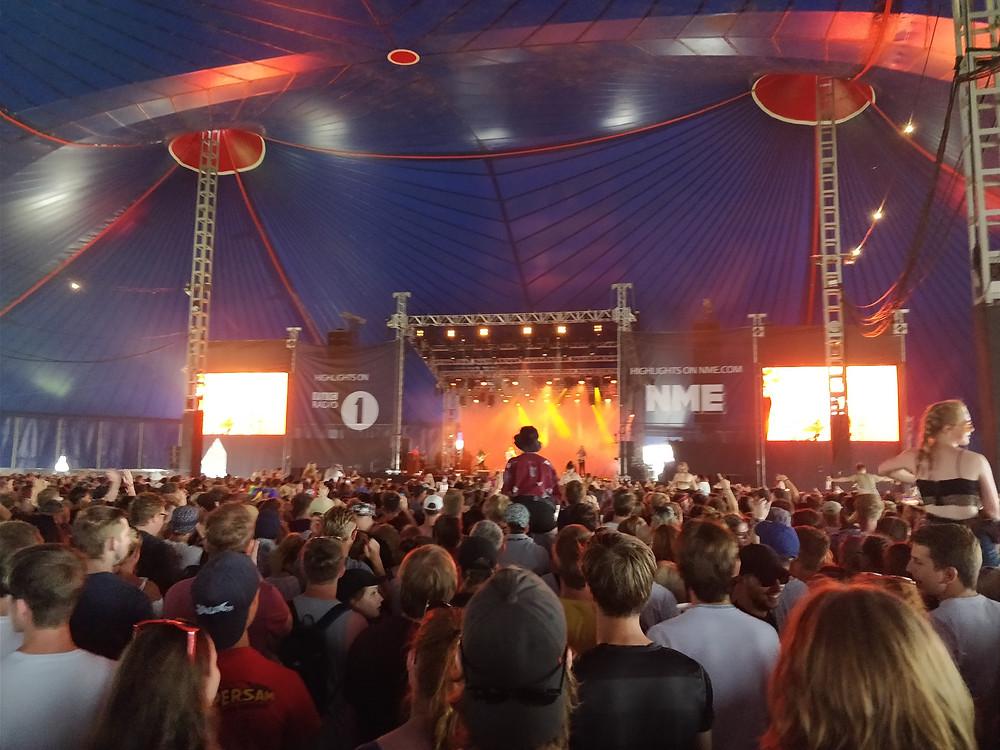 Reading 2017 Radio 1 Tent