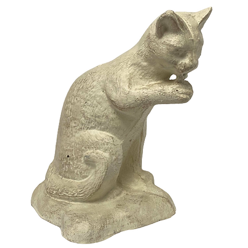 Cast Iron Cat Door Stop