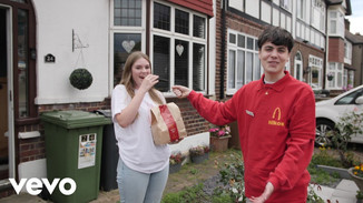 """NIKO B - DELIVERS MCNIKO'S MEALS TO """"WHO'S THAT WHAT'S THAT"""" WINNERS"""