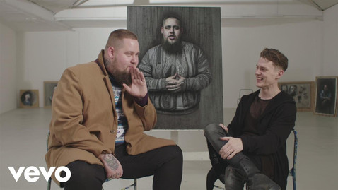 Rag'n'Bone Man - The Art of Human with Ben Ashton