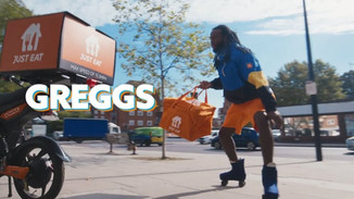 Just Eat x Greggs - Let The Good Times Roll