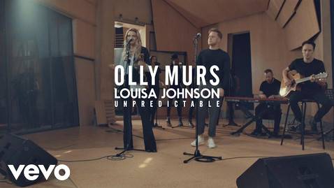 Olly Murs, Louisa Johnson - Unpredictable (Acoustic)