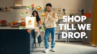 Just Eat x ASOS - Shop Till We Drop