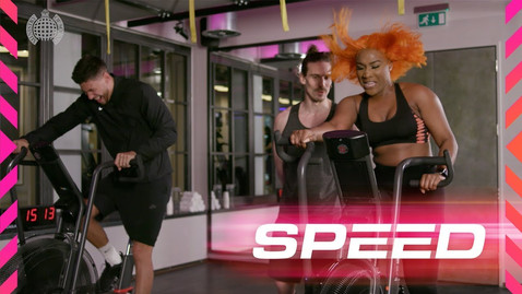 Ministry Fitness: SPEED with Jack Fowler and Alicai Harley (Episode 4)