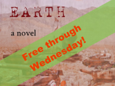 I'm Giving Away My Post Apocalypse Novel for 5 Days! – Day 1