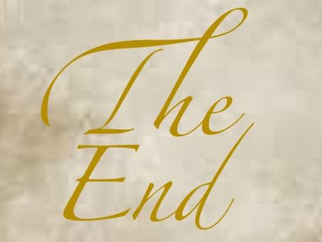 Writing the Ending First