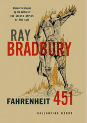 Works That Inspire Writing Day 2: Fahrenheit 451