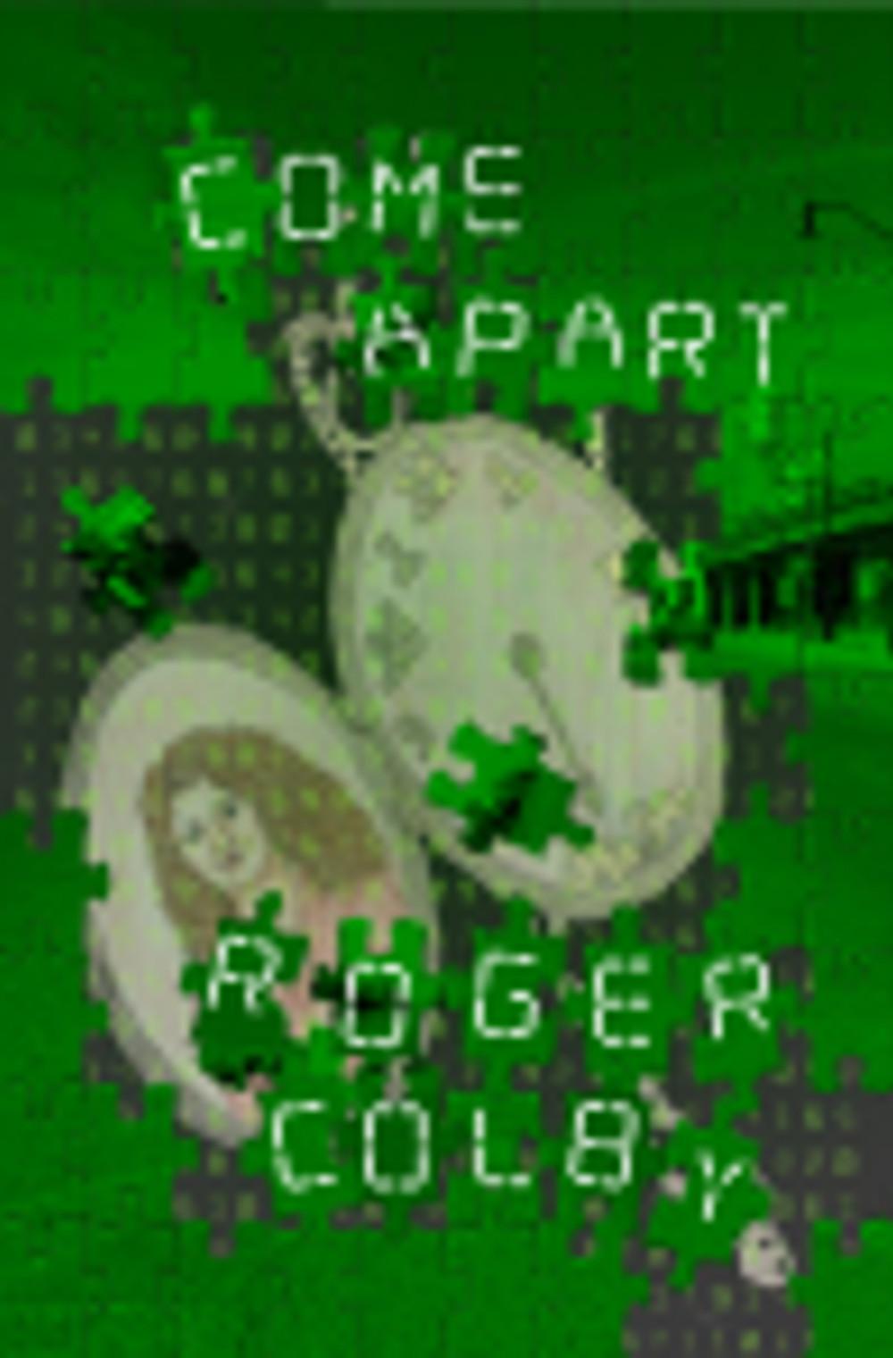 Cover Design - Come Apart - Final Design