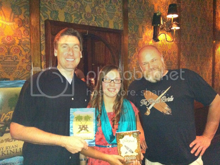 Book Release Party: The Lost Crew