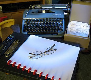 NaNoWriMo Time Management Tip #1: Compartmentalizing