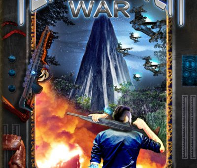 """Get """"The Terminarch War"""" for Only .99 cents!"""