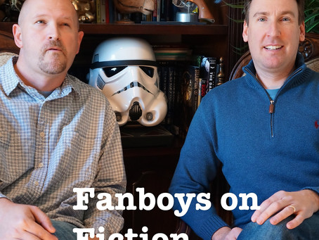 New Podcast Up: Con-goers and Promotions