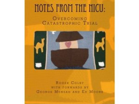 Notes From the NICU: Paperback Version Release