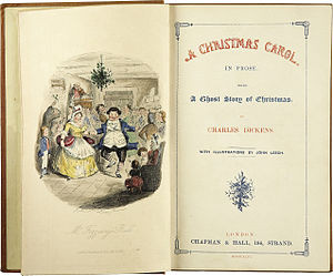 Charles Dickens: A Christmas Carol. In Prose. ...