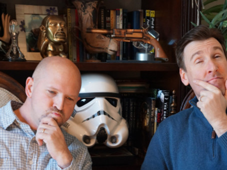 Recorded Our First Podcast: Fanboys on Fiction