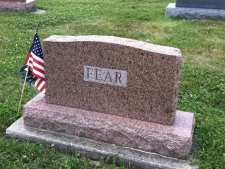 5 Fears Writers Must Overcome