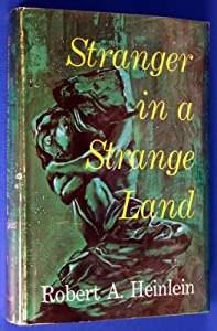 """Cover of """"Stranger in a Strange Land"""""""