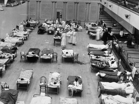 Writing the Apocalypse: Everybody Needs a Good Plague
