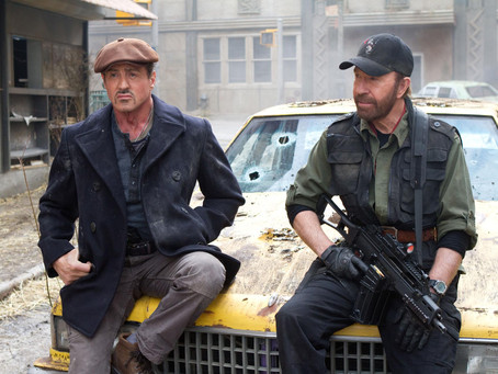 Expendables 2: A Review by a Man-Child of the '80's
