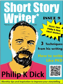 """My Article Published in """"The Short Story Writer"""" Magazine"""