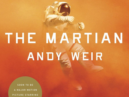 "What Andy Weir (Author of ""The Martian"") Can Teach Us About Writing"