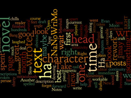 NaNoWriMo Tip #28: The Good, The Bad, and the Ugly