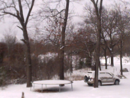 Nothing Like Snow To Help An Indie Novelist