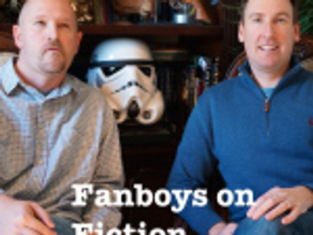 New Podcast Up: Book Signings and Texas Frightmare Weekend