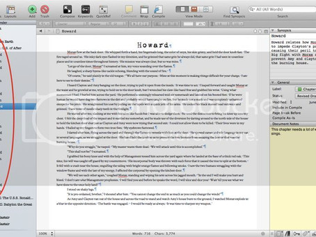 How to Use Scrivener to Create Easy Outlines