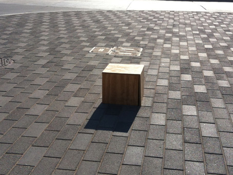 Friday Flash Fiction: Plywood Box