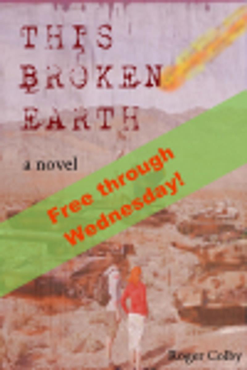 Book Cover - Bigger copy