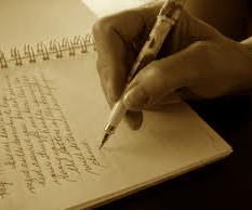 write a journal