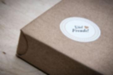 Fotogeschenk mit Geschenbox