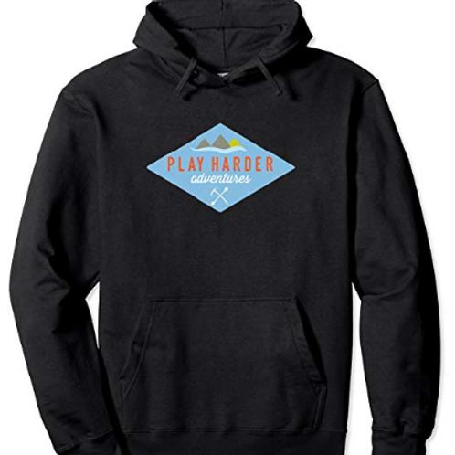 Blue Diamond logo hoodie