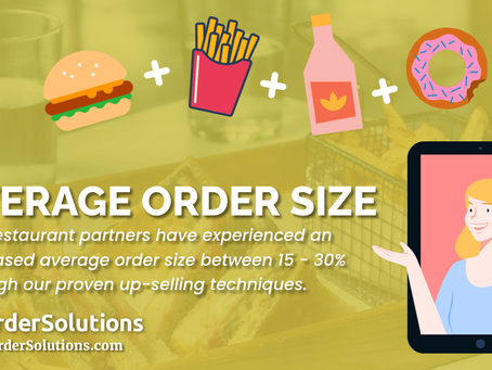 Increasing Your Average Order Size with OrderSolutions
