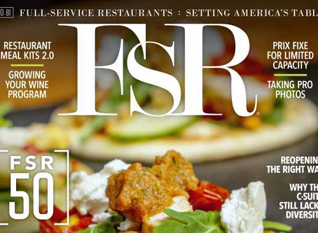 Food News Media (QSR / FSR Magazine Publisher) Features Order Solutions in Latest Issue!