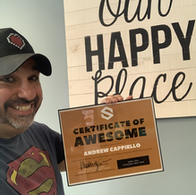 Andrew Cappiello: Extraordinary Leader