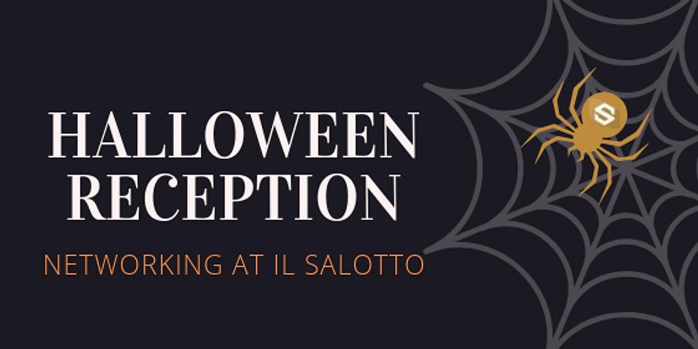 Halloween Networking Reception