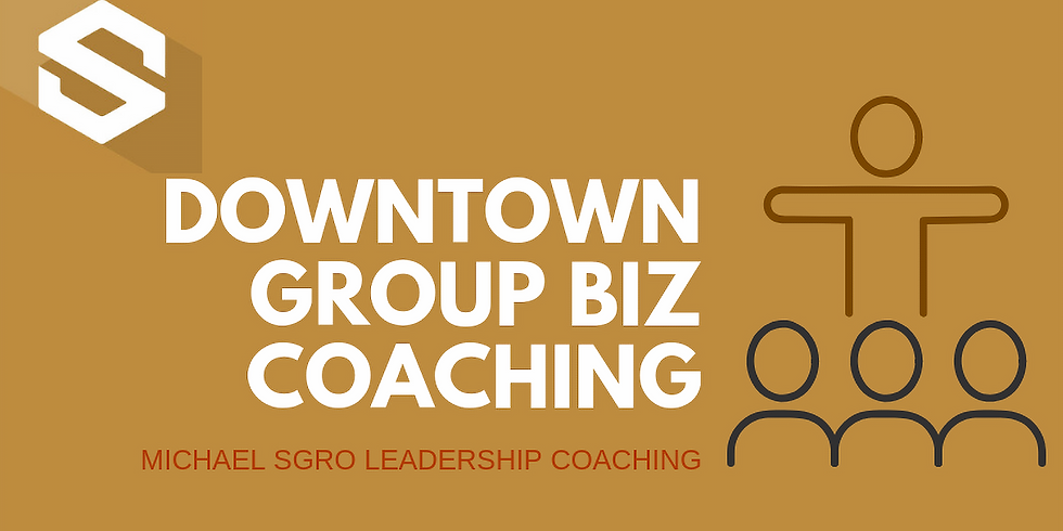 Downtown Group Business Coaching