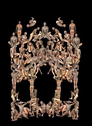 Museum Clausum, Triumphal Arch (Florian Kunze)